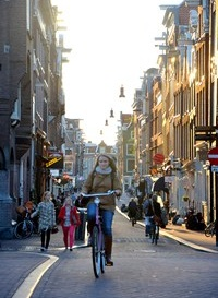 De Straatjes Amsterdam -The nine little streets Amsterdam - feel