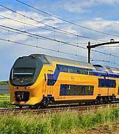 Amsterdam Airport Train Transfer
