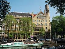Hampshire Hotel Amsterdam American Amsterdam Info