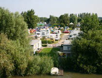 Amsterdam camping Zeeburg