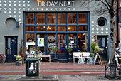 Friday Next Amsterdam Design Store
