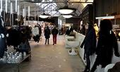 SPRMRKT in Amsterdam inside the store