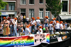 Boutiques gays Amsterdam