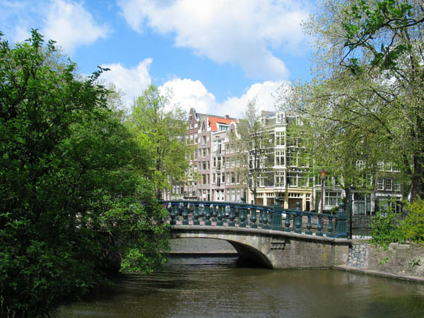 Herengracht new bridge