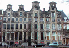Herengracht Cromhout houses