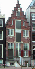Thre oldsest house Amsterdam Herengracht