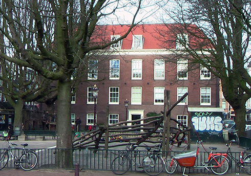 West India Huis Herengracht Amsterdam