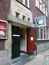 Shelter Jordaan Hostel