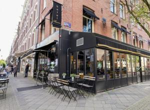 Brasserie Amp Hotel Maxime Amsterdam Amsterdam Info