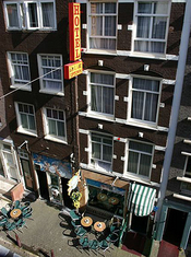 Amsterdam Leidseplein Hotels