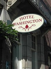 Washington Hotel Amsterdam