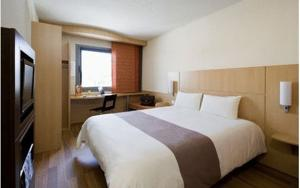 Ibis Amsterdam City Stopera Room