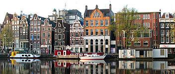 Amsterdam hoteles