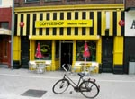 Coffee shop Mellow Yellow Amsterdam