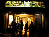 Marihuana museum Amsterdam