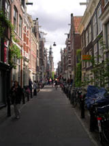 Jordaan, street view