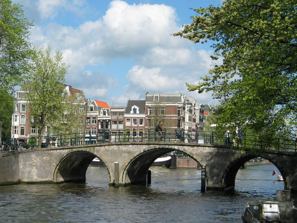 Keizersgracht bridge
