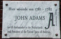 John Adams House Amsterdam