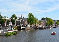 Amstel River Amsterdam Amstelhof