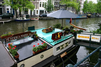 Houseboat pictures for Houseboat amsterdam