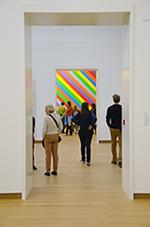 Inside Stedelijk Museum