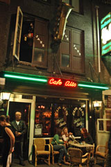 Cafe Alto Amsterdam Jazz Club