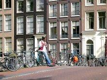 Street music Amsterdam