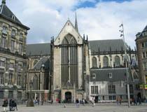 Nieuwe Kerk In Amsterdam Amsterdam Info