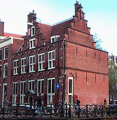 De wallen de oudste grachten in de stad - Huizen van de wereldbank ...