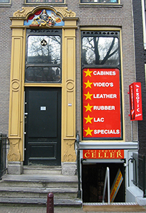 Amsterdam red light district qampa from my weekend trip - 4 9
