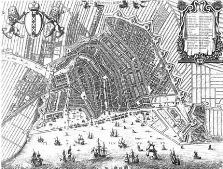 Amsterdam In De Gouden Eeuw Amsterdam Info