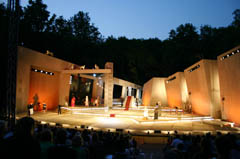 Theater in Amsteramse Bos