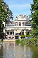 Paviljoen in Vondelpark