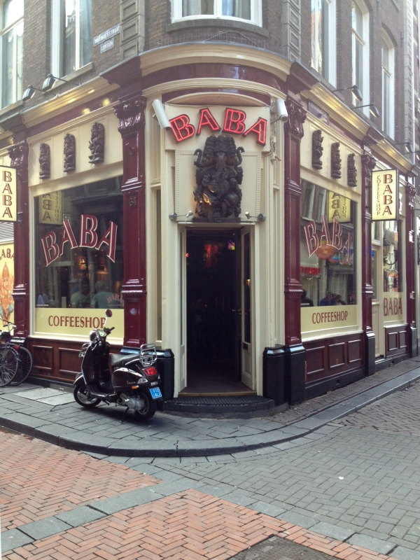 Baba Coffeeshop In Amsterdam Amsterdam Info