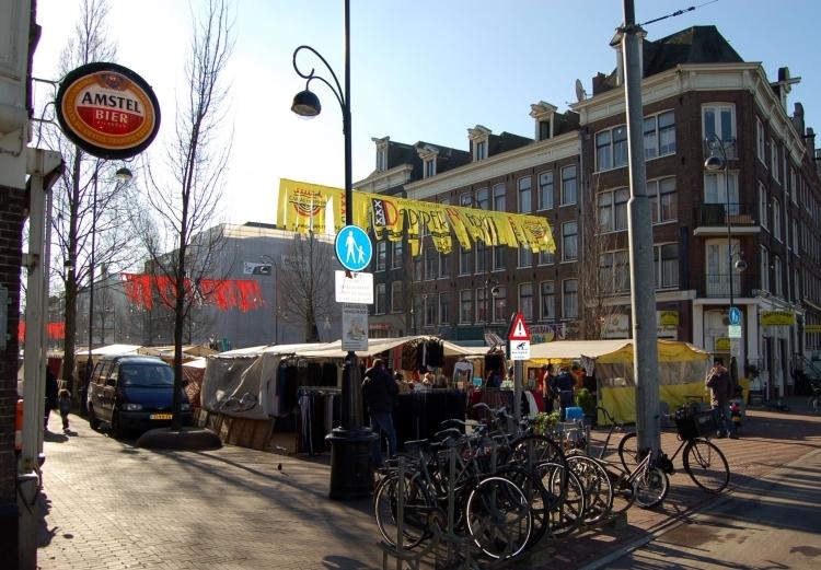 Dappermarkt In Amsterdam Amsterdam Info