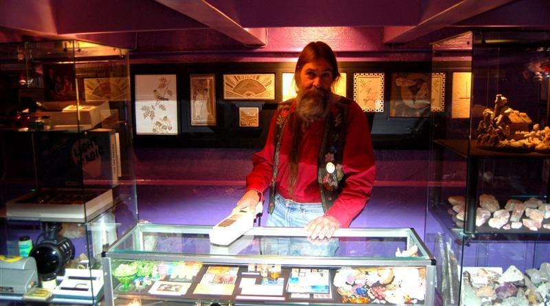 Museum Of Fluorescent Art In Amsterdam Amsterdam Info