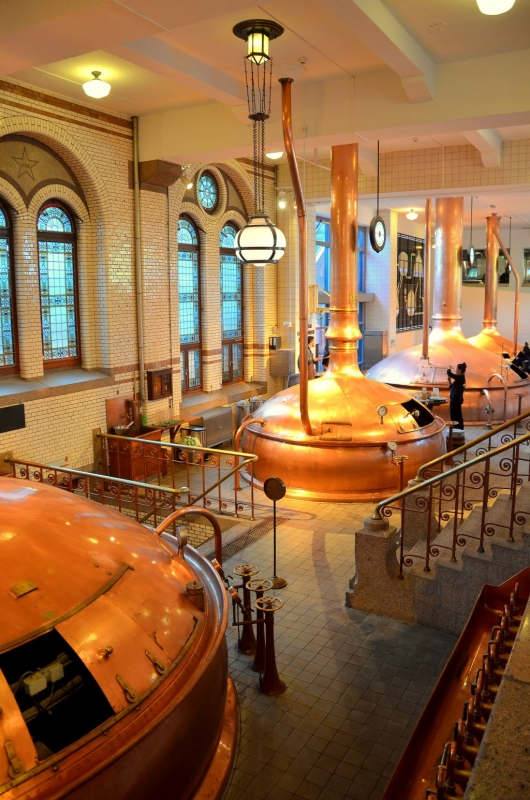 Amsterdam Beer Factory Tour