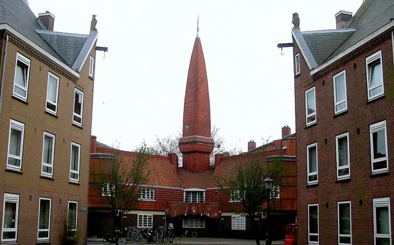 Het Schip Mus 233 E De L 233 Cole D Architecture D Amsterdam