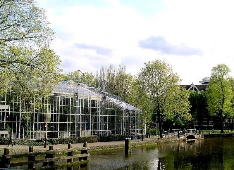 High Quality Hortus Botanicus Greenhouse