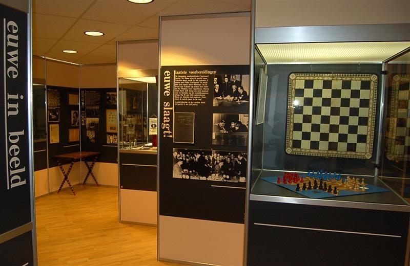 Chess Museum In Amsterdam Amsterdam Info