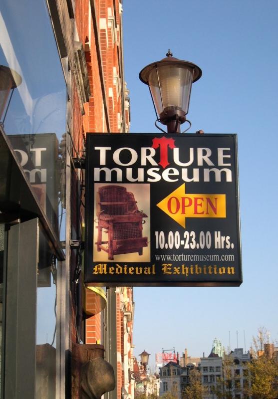 Top Musée de la torture à Amsterdam | Amsterdam.info CV64