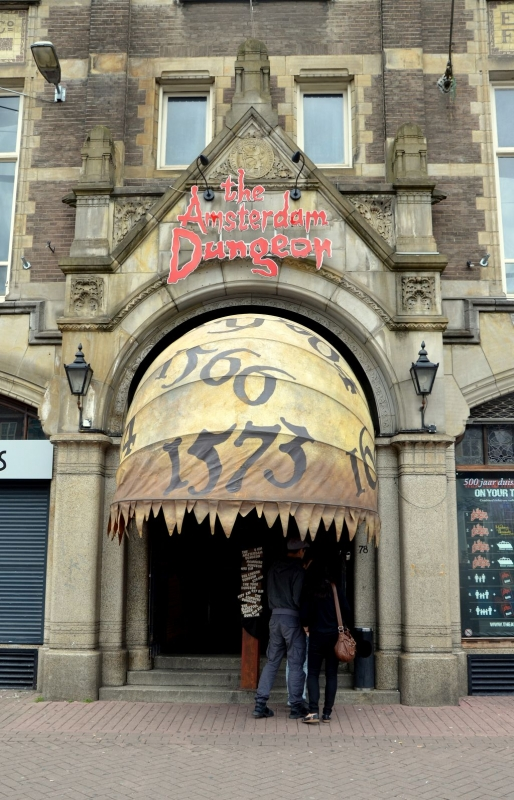 The Amsterdam Dungeon | Amsterdam info