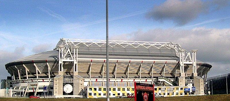Amsterdam Arena Ajax Stadium Tours