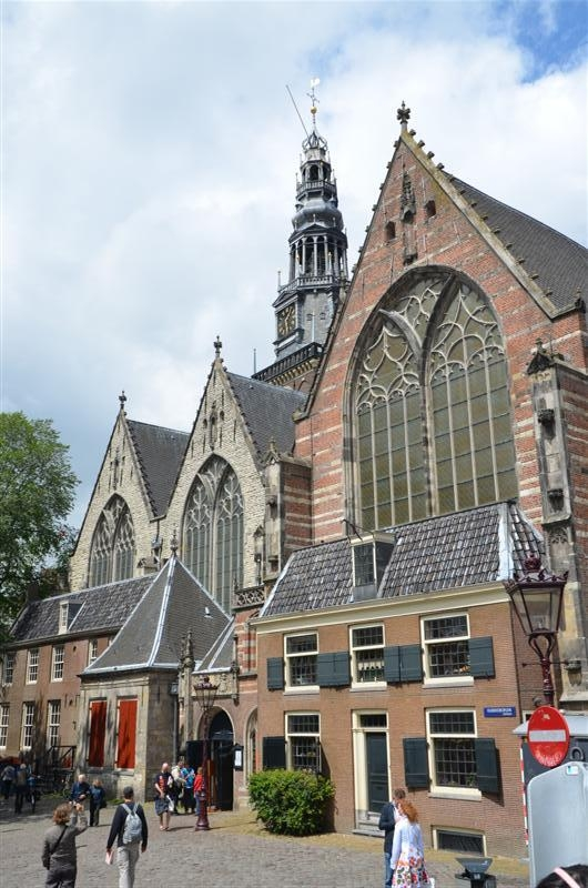 Amsterdam tourist attractions and sights amsterdamfo amsterdam tourist attractions and sights oude kerk sciox Image collections
