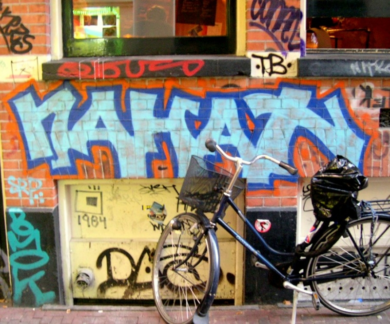 Amsterdam Graffiti Scene Amsterdam Info