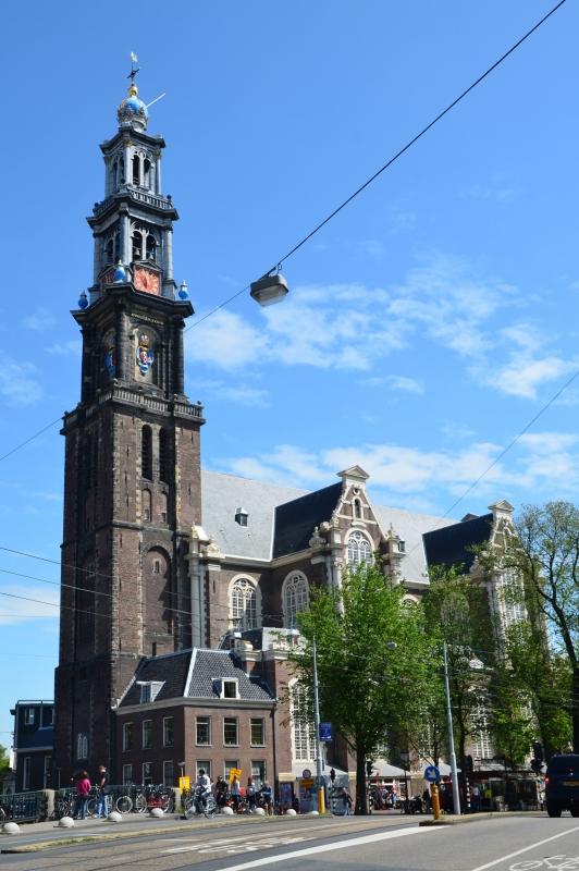 Westerkerk In Amsterdam Amsterdamfo