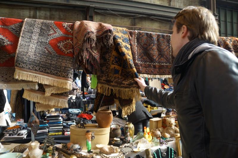 rommelmarkt amsterdam noord