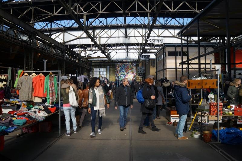ndsm markt amsterdam
