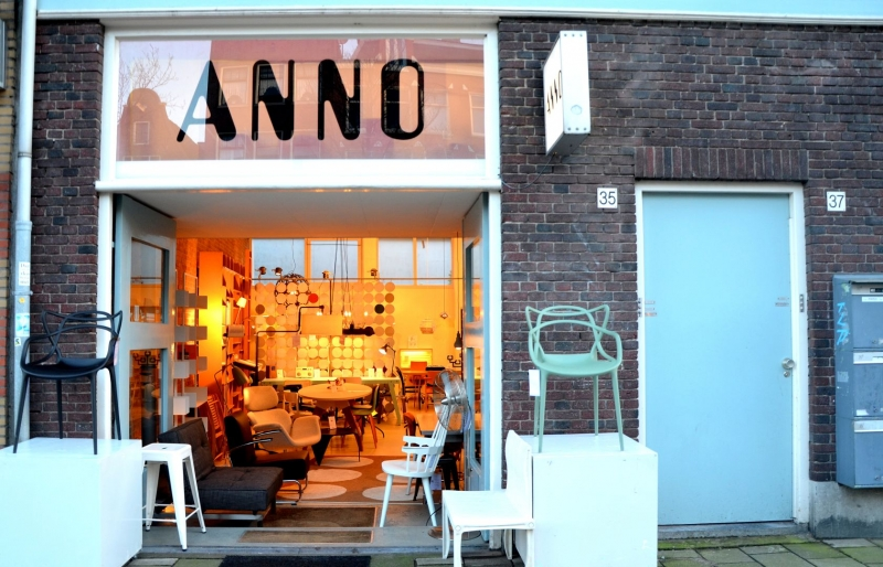 Design Galleries And Stores In Amsterdam