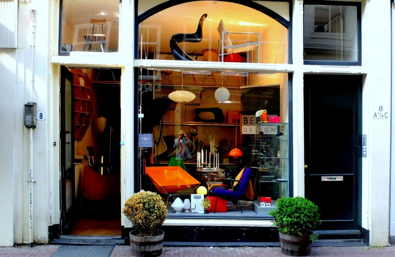 Design galleries and stores in Amsterdam | Amsterdam.info